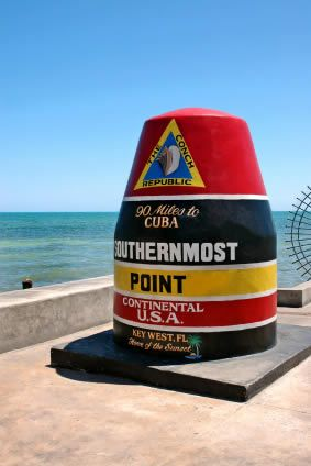 Southern most point, Key West, FL