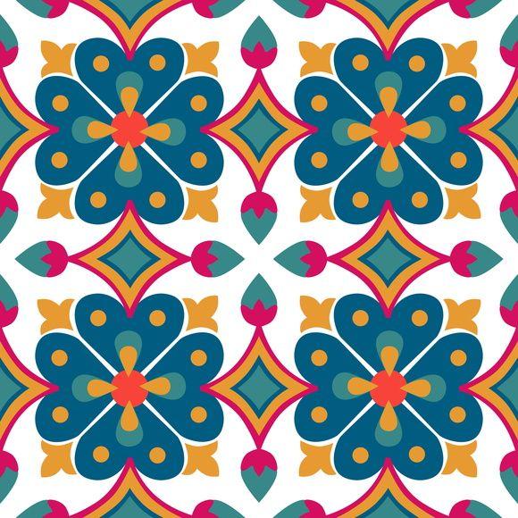 Azulejo Adesivo : AZ074