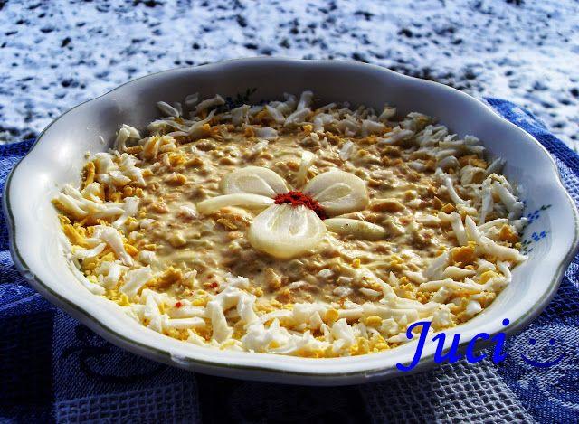 Könnyű a főzés, ha van miből!: Tojásos lencsekrém
