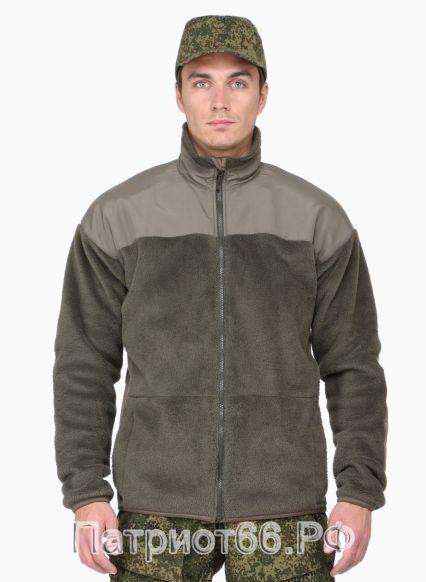 Флисовые куртки и толстовки