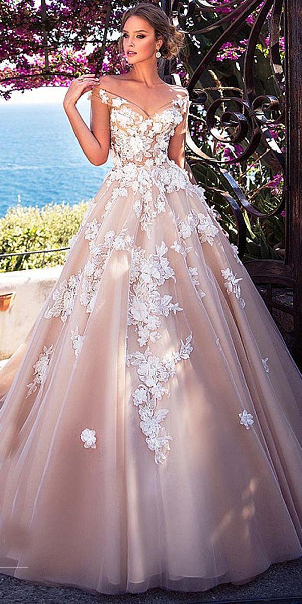 Diantamo Wedding Dresses — Positano Dreams Collection