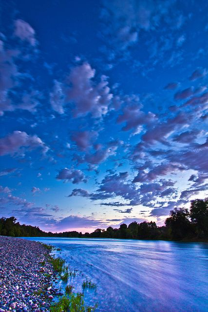 ~~westbound water ~ American River, Sacramento, California by jimmytrey~~