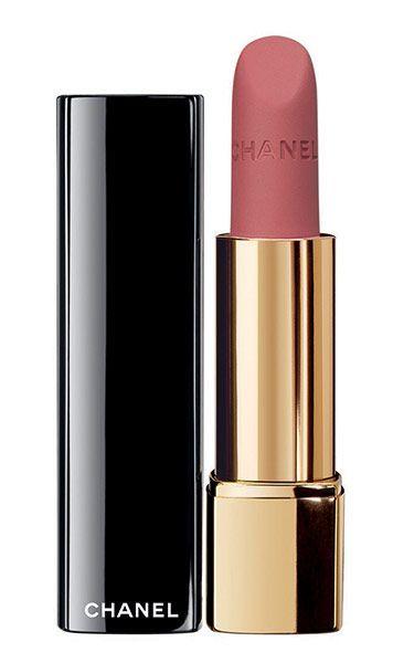 """Chanel Rouge Allure velvet luminous matte lip colour in """"la distinguée"""""""