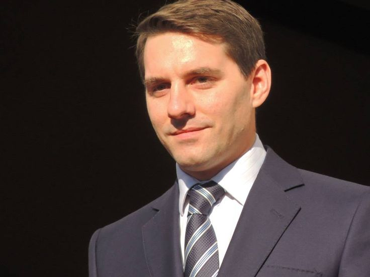 Prince Nicholas of Romania,son of Princess Elena and Robin Medforth-Mills, grandson of King Michael and Queen Anne.