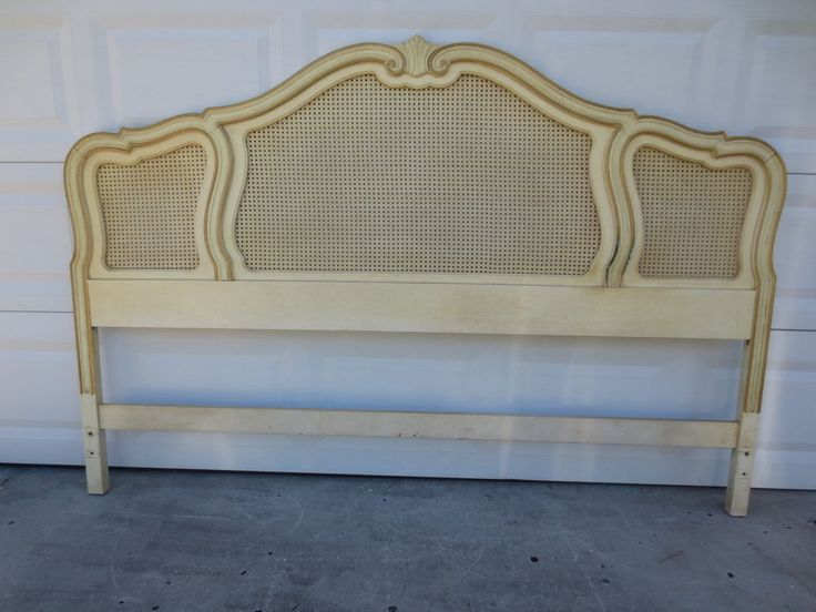 Details About King Size Headboard French Country