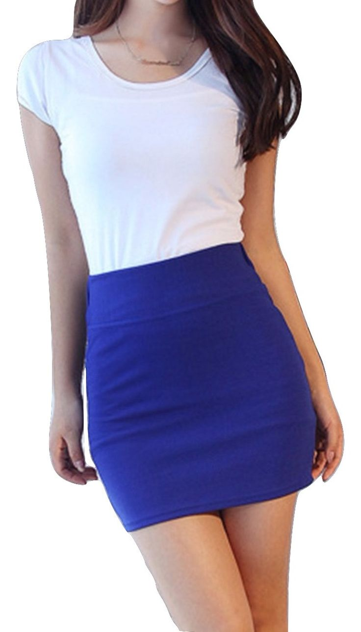 #Women's Pencil Skirts High Waist Tutu Bandage Candy Color Mini Skirts for only $9.99 #FreeShipping   Description: ----------------- Features:  Here's the perfect women's skirt for any look. Layer it with tights as casual wear or dress it up with a blouse for work. For casual activities, this garment is made of polyester and cotton so it's durable and easy to care for at home. Look and feel smart every day with this fabulous polyester fabric. This versatile mini length skirt can be worn in…
