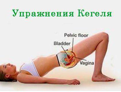 Упражнения КЕГЕЛЯ- то, что нужно каждой женщине!