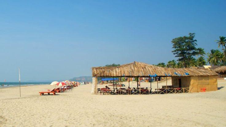 пляж Мандрем - Северный Гоа, Индия