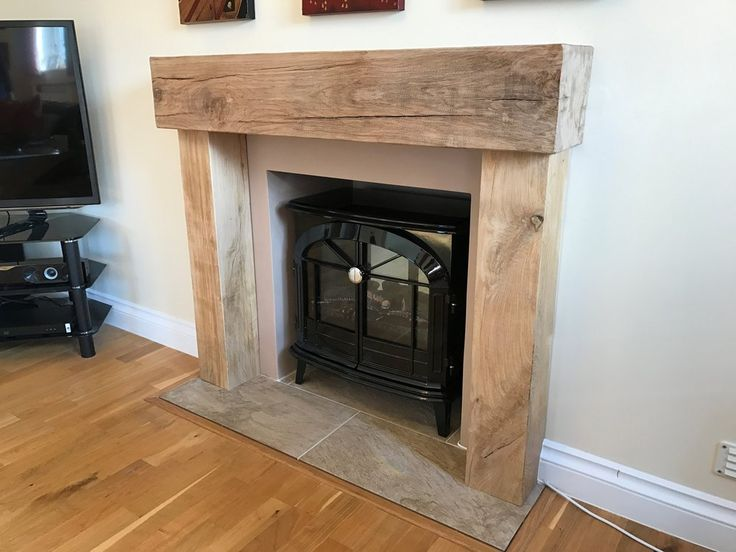 Image Result For Wooden Oak Beam Fire Surrounds
