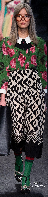 Gucci FW2016 Women's Fashion RTW   Purely Inspiration