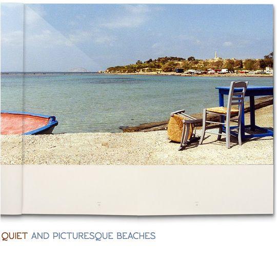 Spetses Beaches
