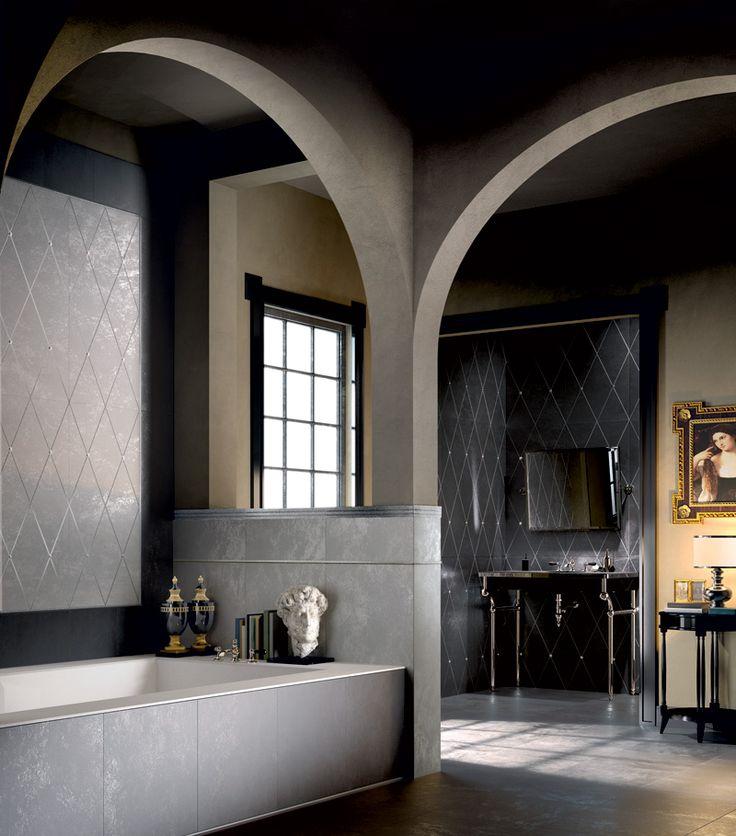 Bagni di lusso piastrelle bagno biancheof piastrelle bagno lusso - Piastrelle bianche bagno ...