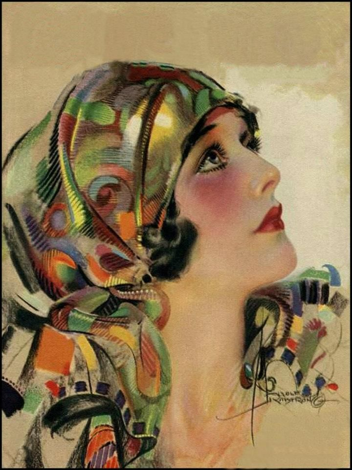 Beautiful!Rolf Armstrong