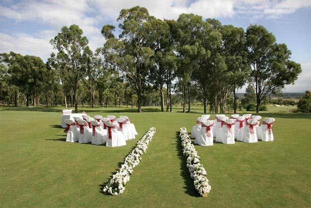Chateau Elan Hunter Valley - Weddings fairway 01