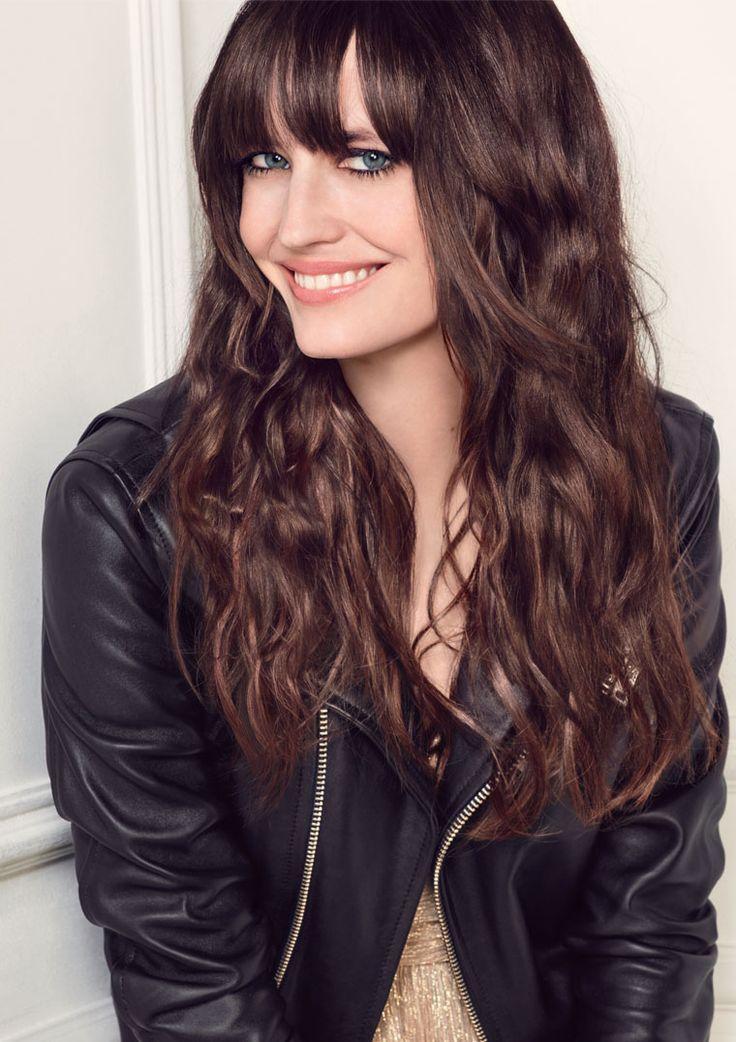 Eva Green French Girl Hair