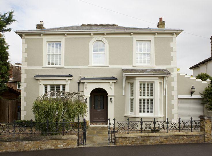 77 best ralph lauren home equestrian european heritage - Farrow and ball exterior masonry paint ideas ...