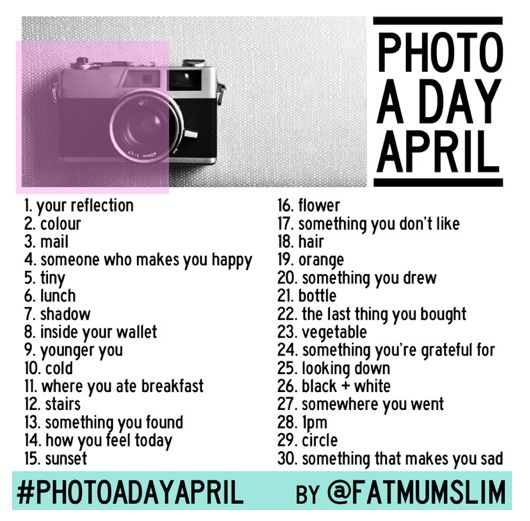 april photoaday part 2
