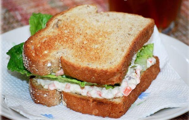 Sandwich Spread ~ Tuisgemaak  Oppi spens rak Boerekos Resepte