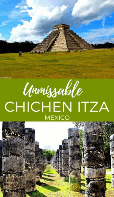 Why you should add Chichen Itza to your Mexican Itinerary. Read why this world heritage site was a real highlight to our Mexico Trip.