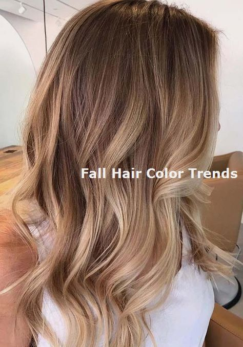 Trending Fall Hair Color Ideas #fallhaircolor #hai…