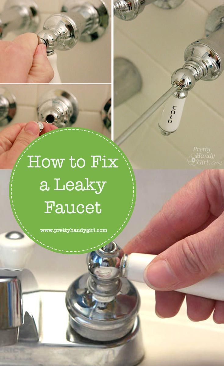 Fixing A Leaky Faucet Take 2 In 2020 Leaky Faucet Fix Leaky