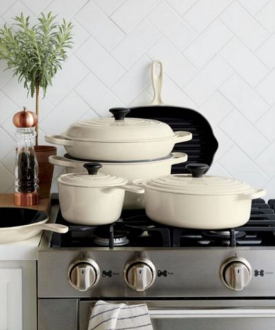 The 6 pots and pans everyone needs. Find the best pots and pans for your kitchen.