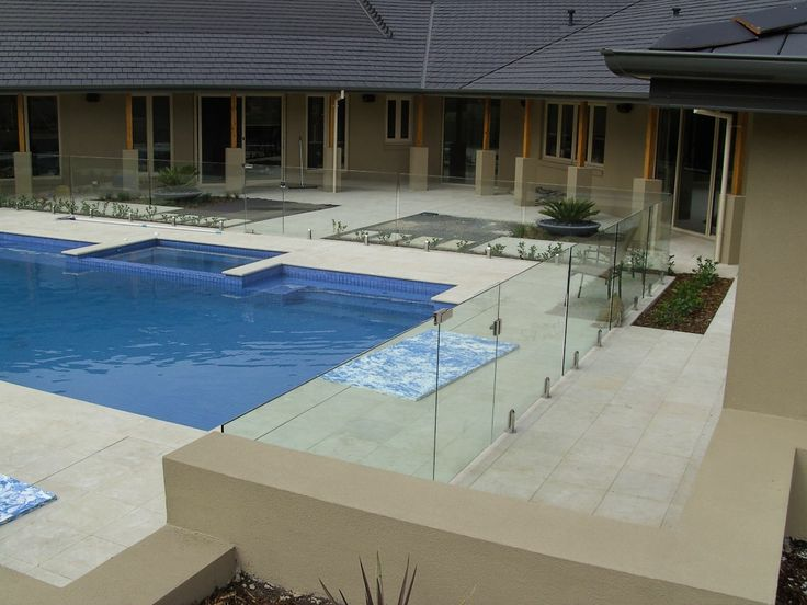 8 best Glass Pool Fences images on Pinterest Glass pool fencing