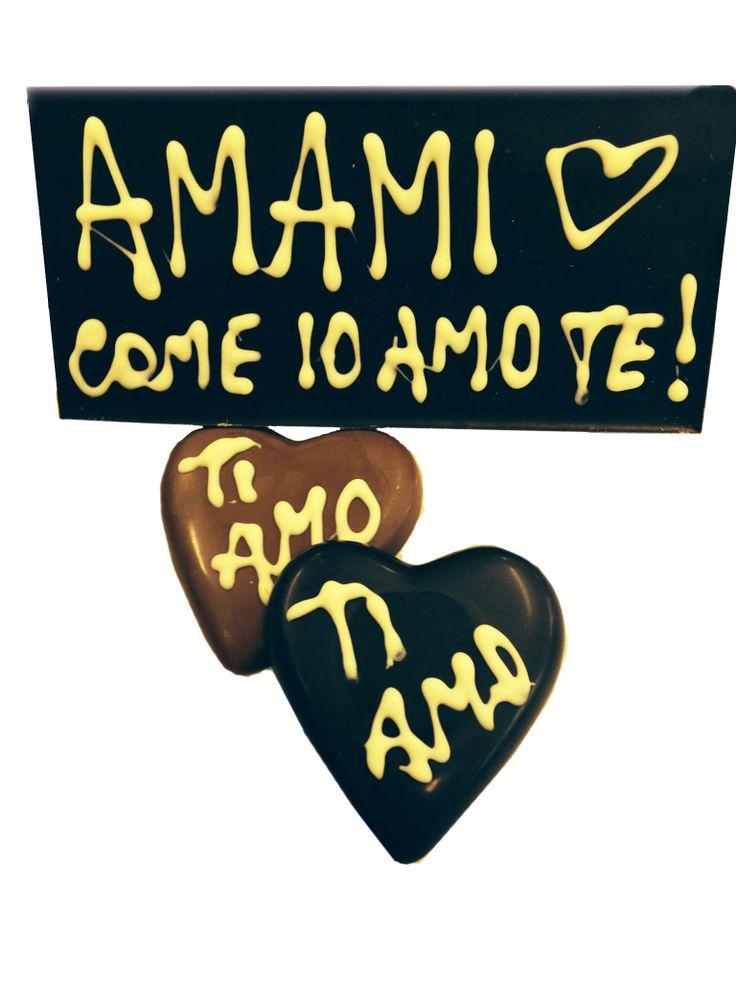 San Valentini di Cioccolato Pistocchi.