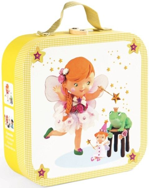 Janod - Puzzle Mila Fairy Great puzzle for my little miss 2! #EntropyWishList #PinToWin