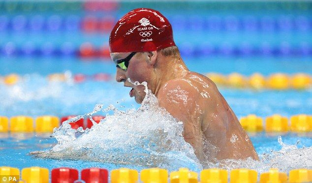 Adam Peaty took Team GB from sixth to first in a heroic leg, but the lead didn't last