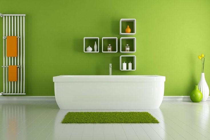 Un tocco vivace alle pareti con il verde menta puntando sullo stile shabby chic!!! Andate sul sicuro e dipingete le pareti della vostra casa con i colori più trendy, per realizzare un ambiente confortevole e ospitale.