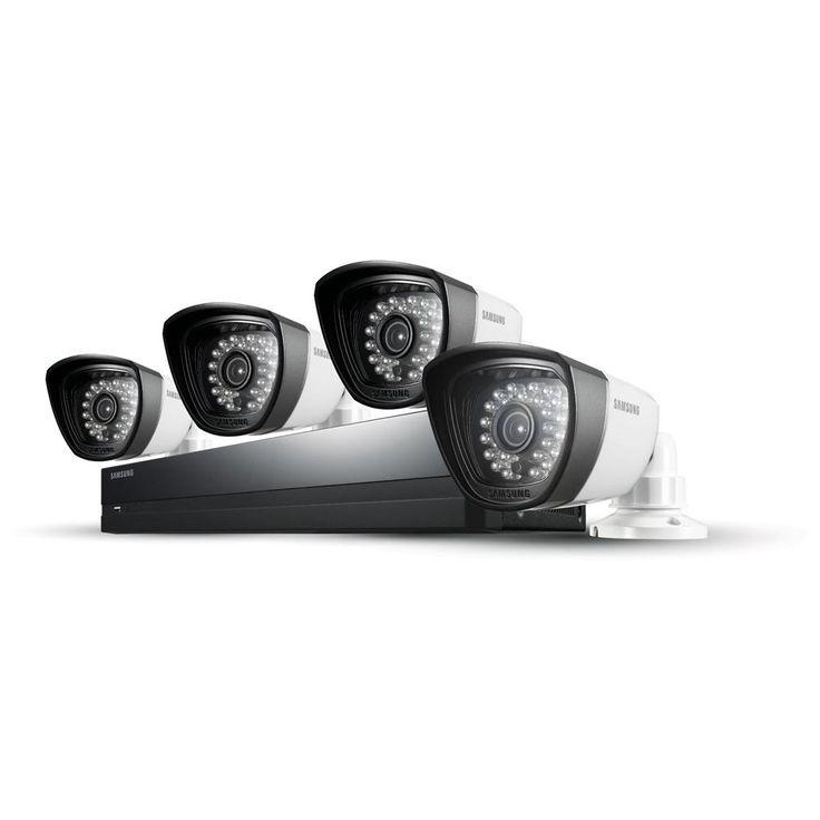 Dvr Security System Home Camera Cctv 960h Hdmi Outdoor 8ch 900tvl Video 1tb Ir Sannce 4ch Surveillance Hd Elec Cut