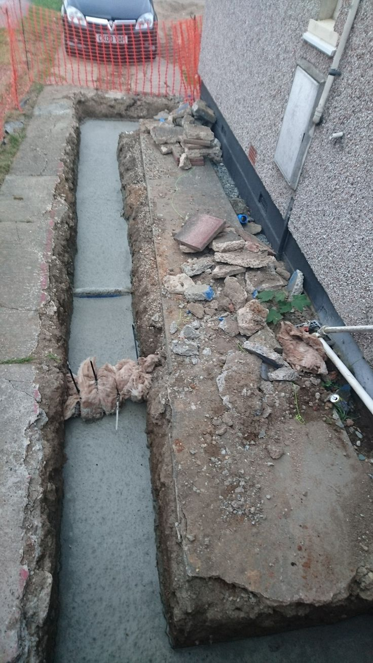 Ready Made Footings : Best ideas about concrete footings on pinterest deck