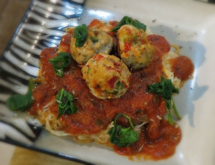 Lemon Thyme Turkey Meatballs | Meats | Pinterest