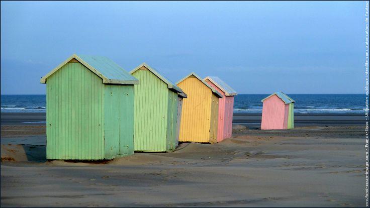 cabine de plage berck cabines plage p1040199 tiny houses cabines de plage pinterest ps. Black Bedroom Furniture Sets. Home Design Ideas