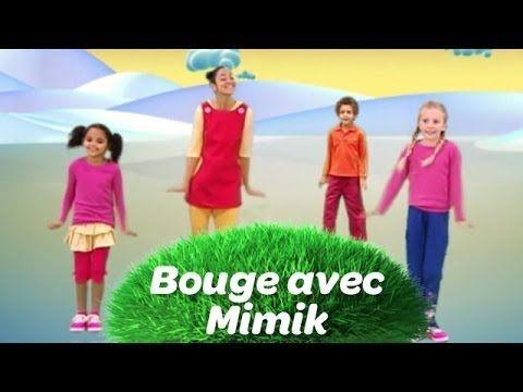 BOUGE AVEC MIMIK - La danse des pingouins - YouTube