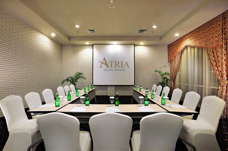 Meeting room - Ivory 10 - Lobby level - Atria Hotel Gading Serpong
