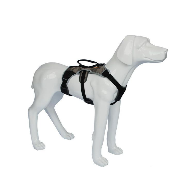 Dog Harness with 3 Straps for Comfort