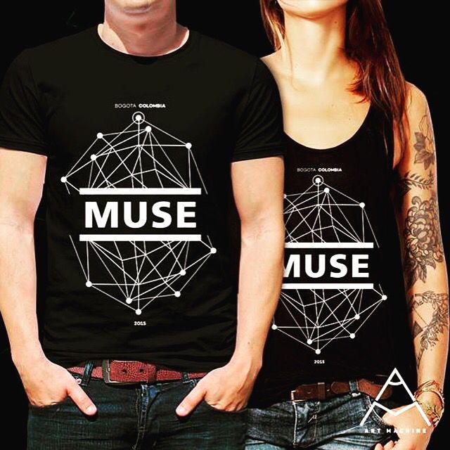 T Shirt Muse