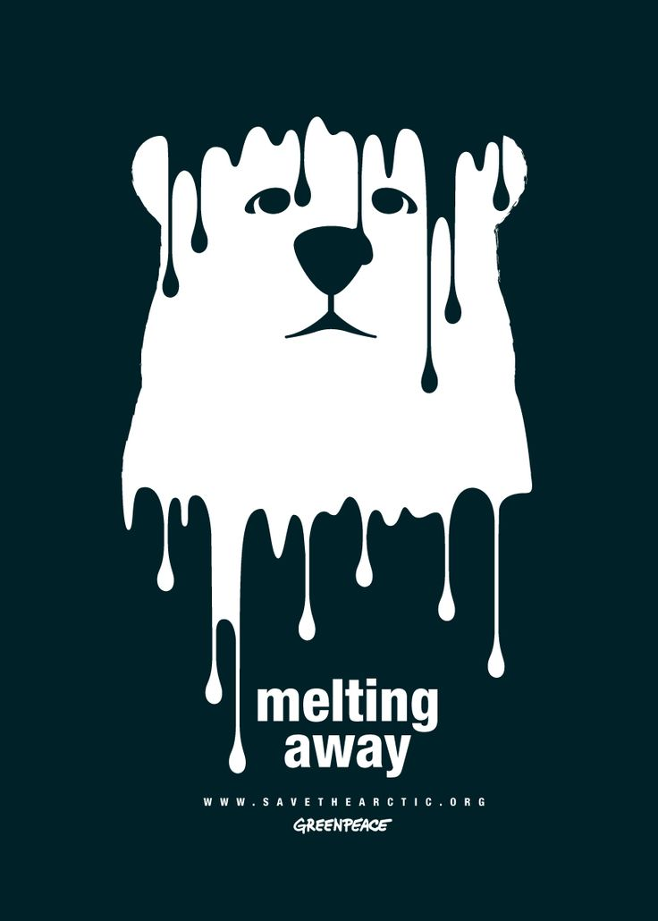 melting away | Save the Arctic