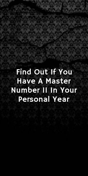 Find Out If You Have A Master Number 11 In Your Personal