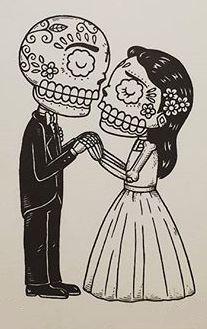I Will Love you .... Beyond death. Sonya y Raúl ❤ Slvh ❤