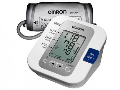 Aparelho Medidor de Pressão Arterial Digital Omron - HEM-7200 com as melhores condições você encontra no Magazine Raimundogarcia. Confira!