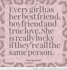 lucky girl quotes - Google Search