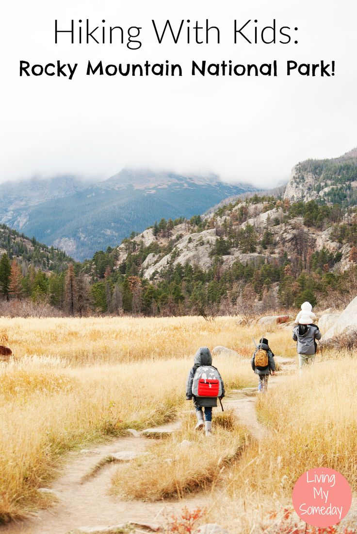 Planning a visit to Colorado? Don't miss out on Rocky Mountain National Park in Estes Park! Check out the post to see what to expect!