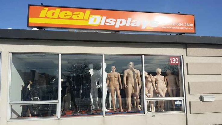 Canada's Leading Shop Fitting Supplier - http://www.idealdisplays.ca/