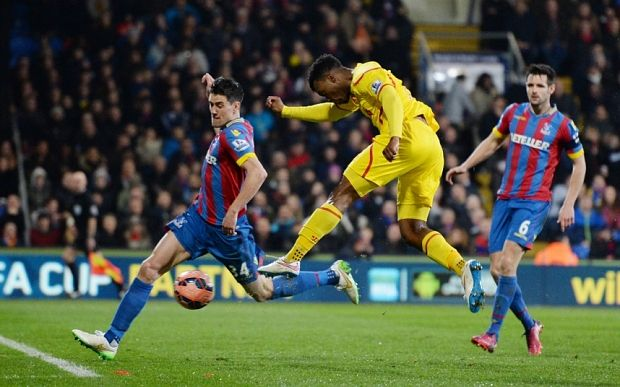 Crystal Palace v Liverpool: five things we learnt