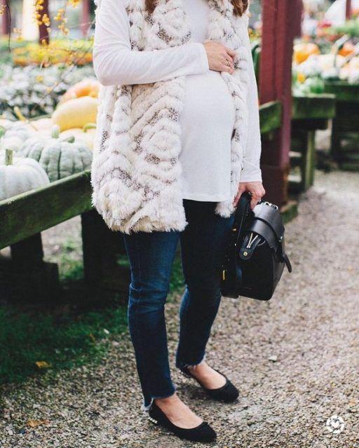 30+ Show Stop Mutterschaft Outfits für diesen Winter – Pregnancy Style