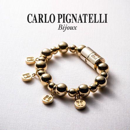 Carlo Pignatelli Bijoux - shop on line at www.carlopignatel... #bijoux #bracelet #jewels #accessories