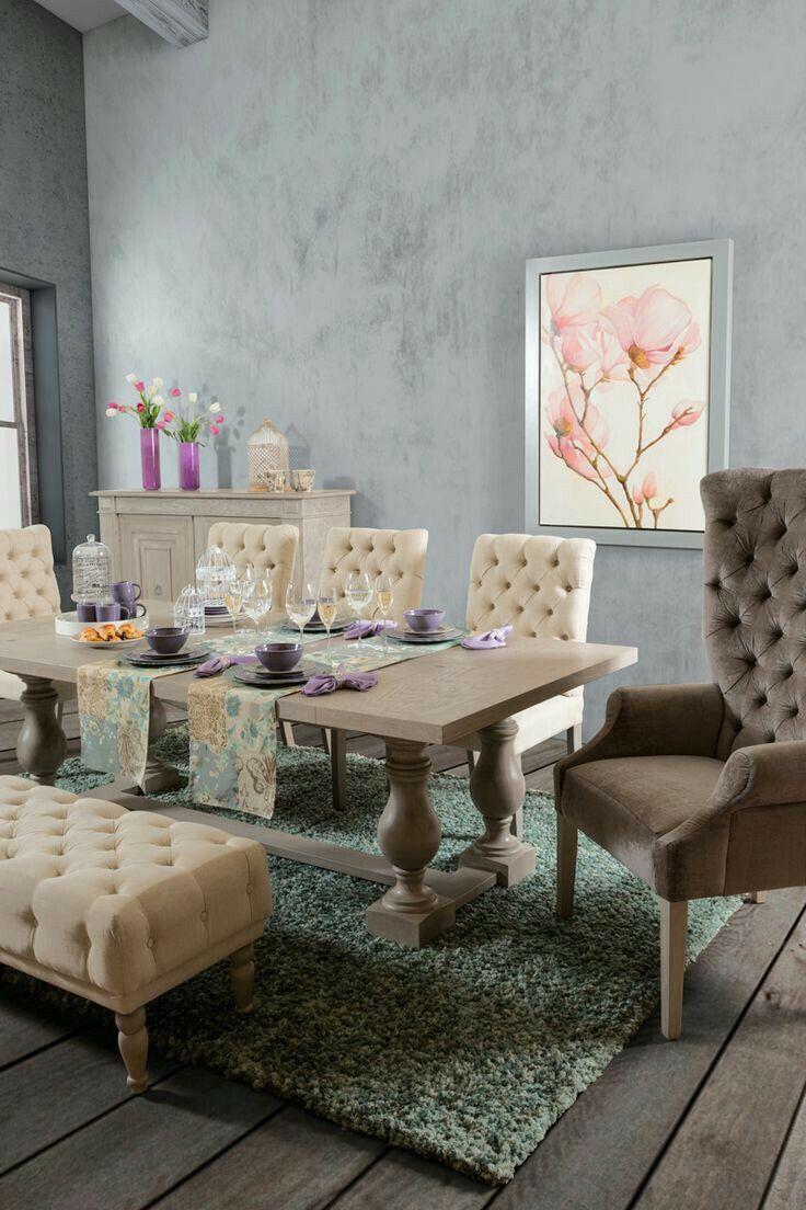 88 best tall centerpieces images on pinterest table - Sillones estilo vintage ...